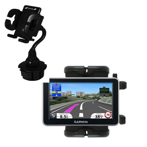 Cup Holder compatible with the Garmin Nuvi 2340 2350 2360 2360LMT 2370 2370LT