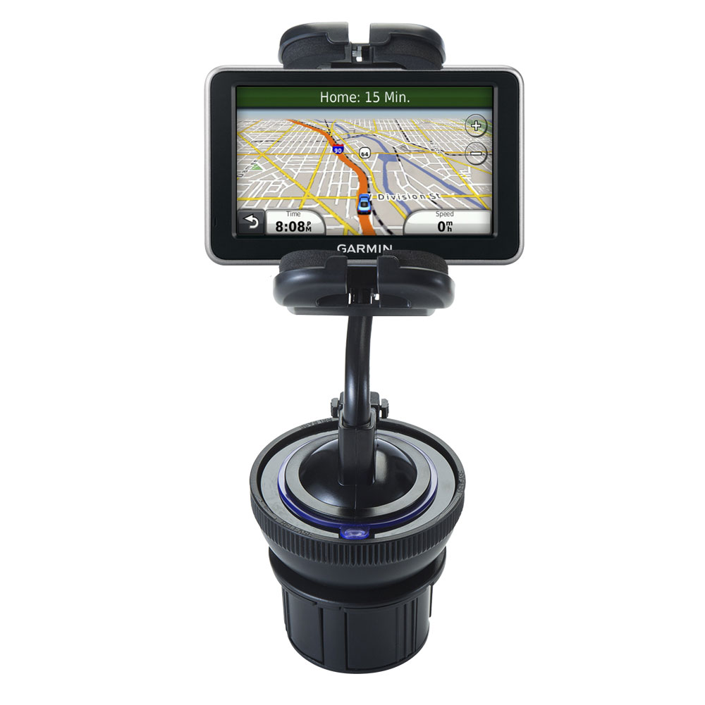 Cup Holder compatible with the Garmin Nuvi 2350
