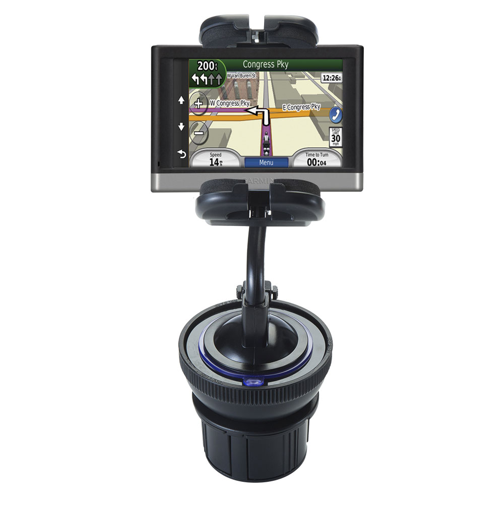 Cup Holder compatible with the Garmin nuvi 2457 / 2497 LMT
