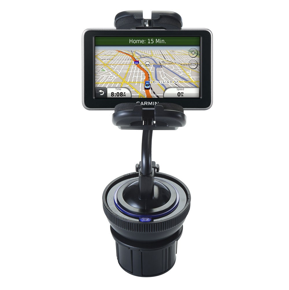 Cup Holder compatible with the Garmin Nuvi 2460 2450