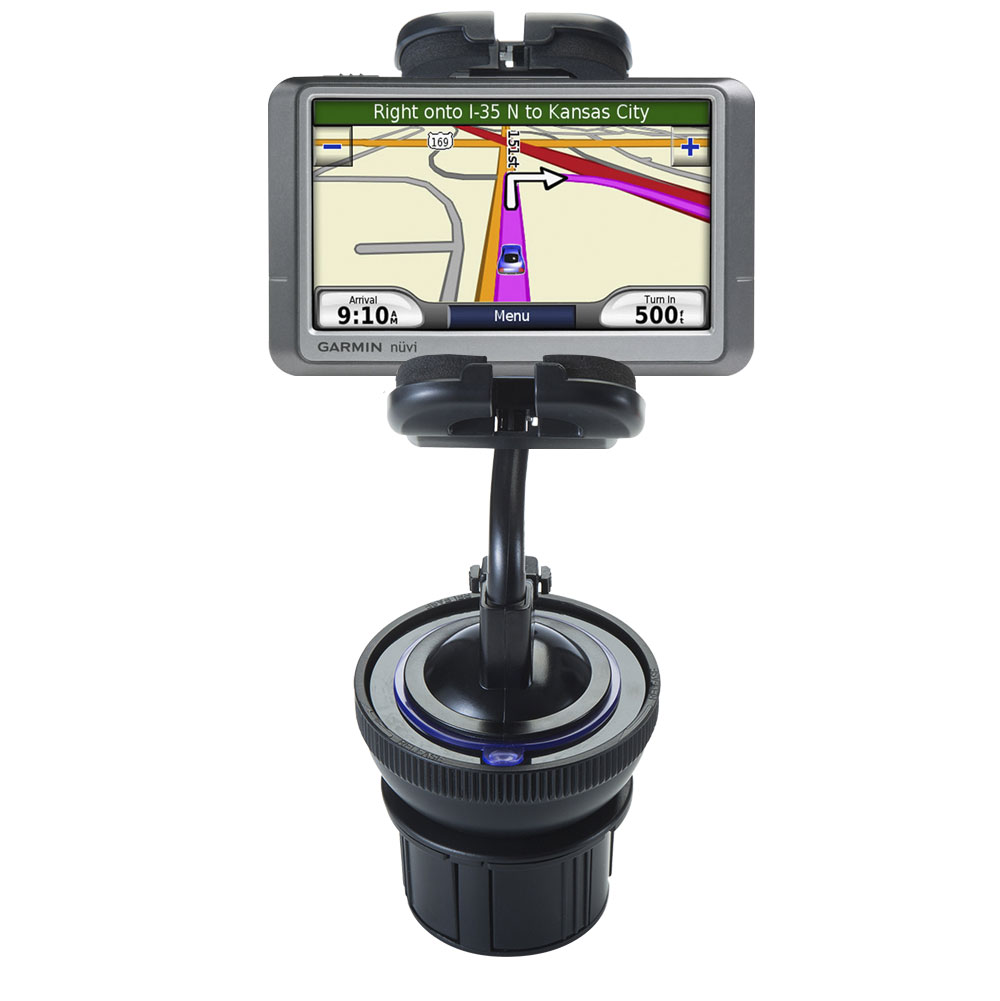 Cup Holder compatible with the Garmin nuvi 250W