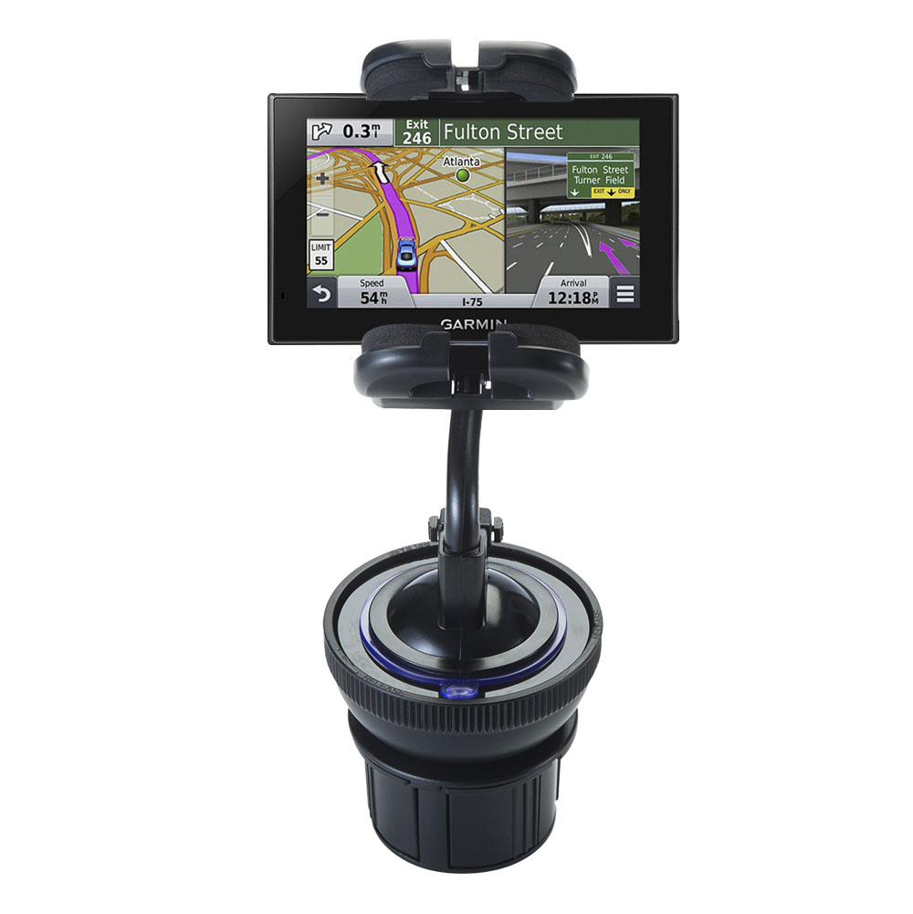 Cup Holder compatible with the Garmin nuvi 2539 / 2559 LMT