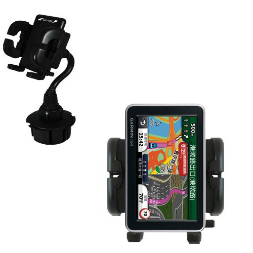 Cup Holder compatible with the Garmin Nuvi 2555 2595 LMT