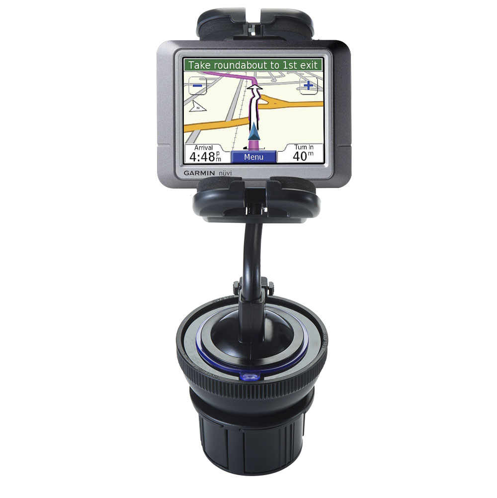 Cup Holder compatible with the Garmin nuvi 255T