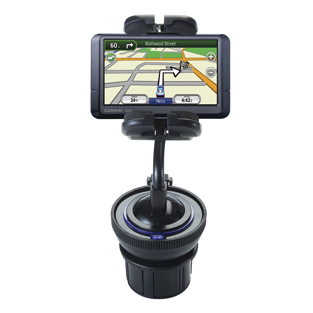 Cup Holder compatible with the Garmin Nuvi 265T