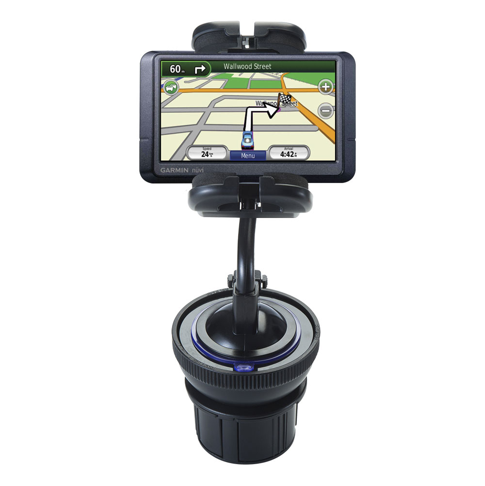 Cup Holder compatible with the Garmin Nuvi 265WT 265T