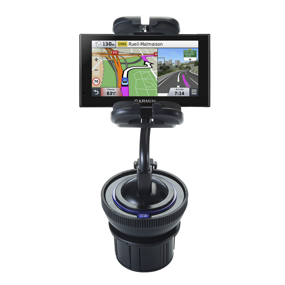 Cup Holder compatible with the Garmin nuvi 2669 / 2689 LMT