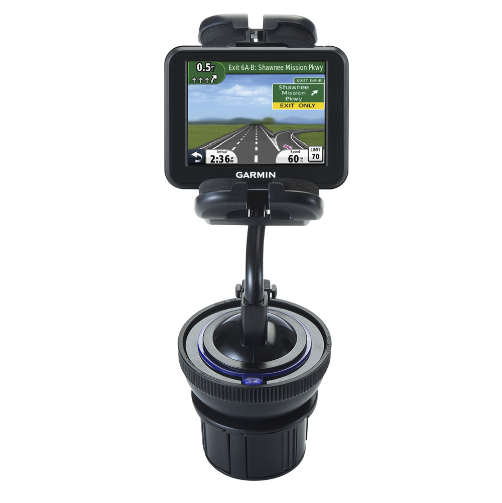 Cup Holder compatible with the Garmin Nuvi 30