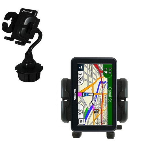 Cup Holder compatible with the Garmin Nuvi 3450 3450LM