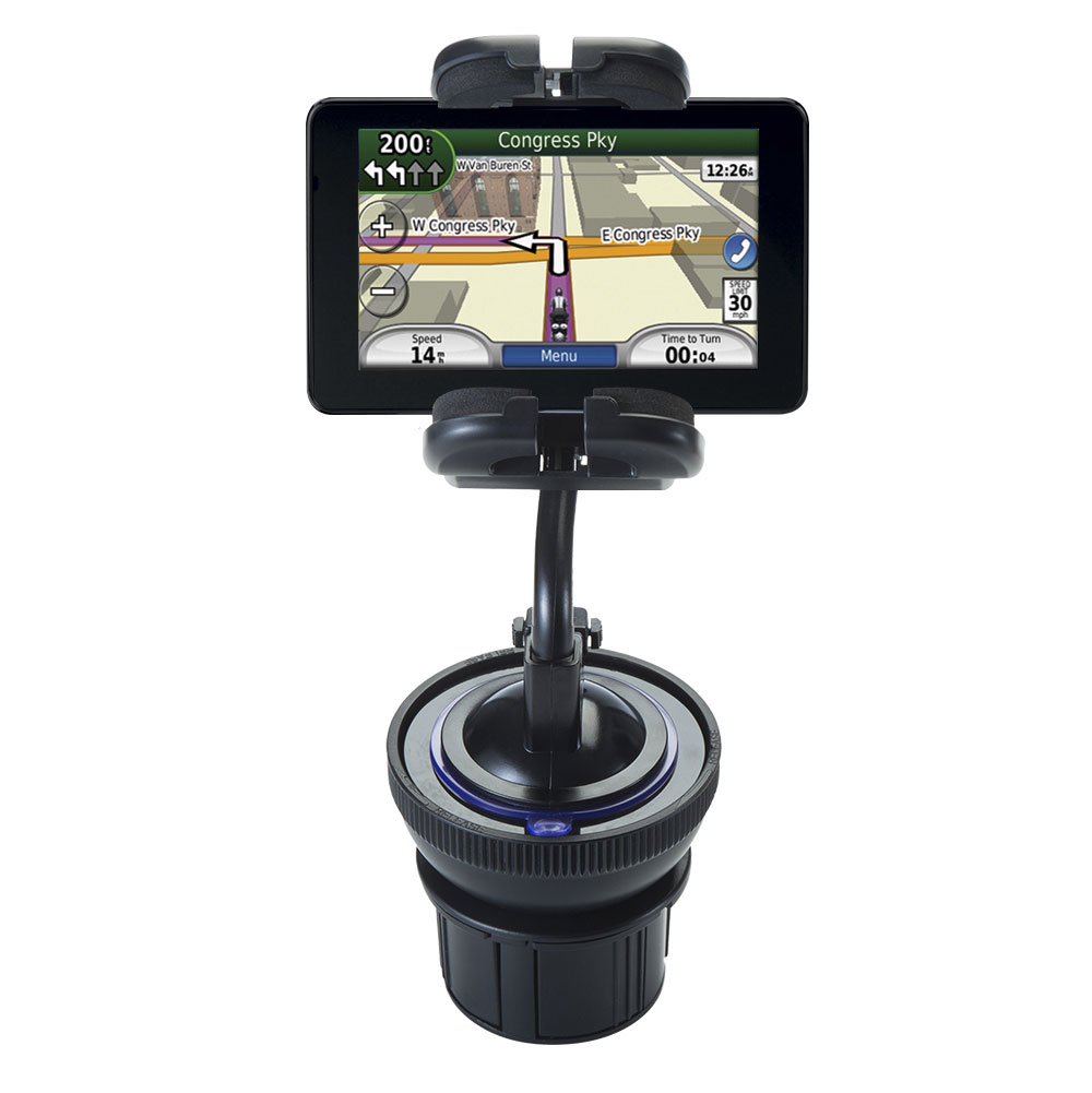 Cup Holder compatible with the Garmin Nuvi 3550
