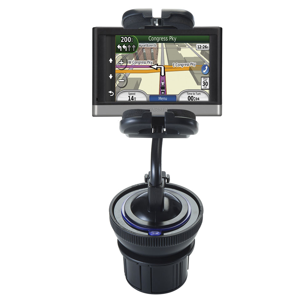Cup Holder compatible with the Garmin nuvi 3597 LMTHD