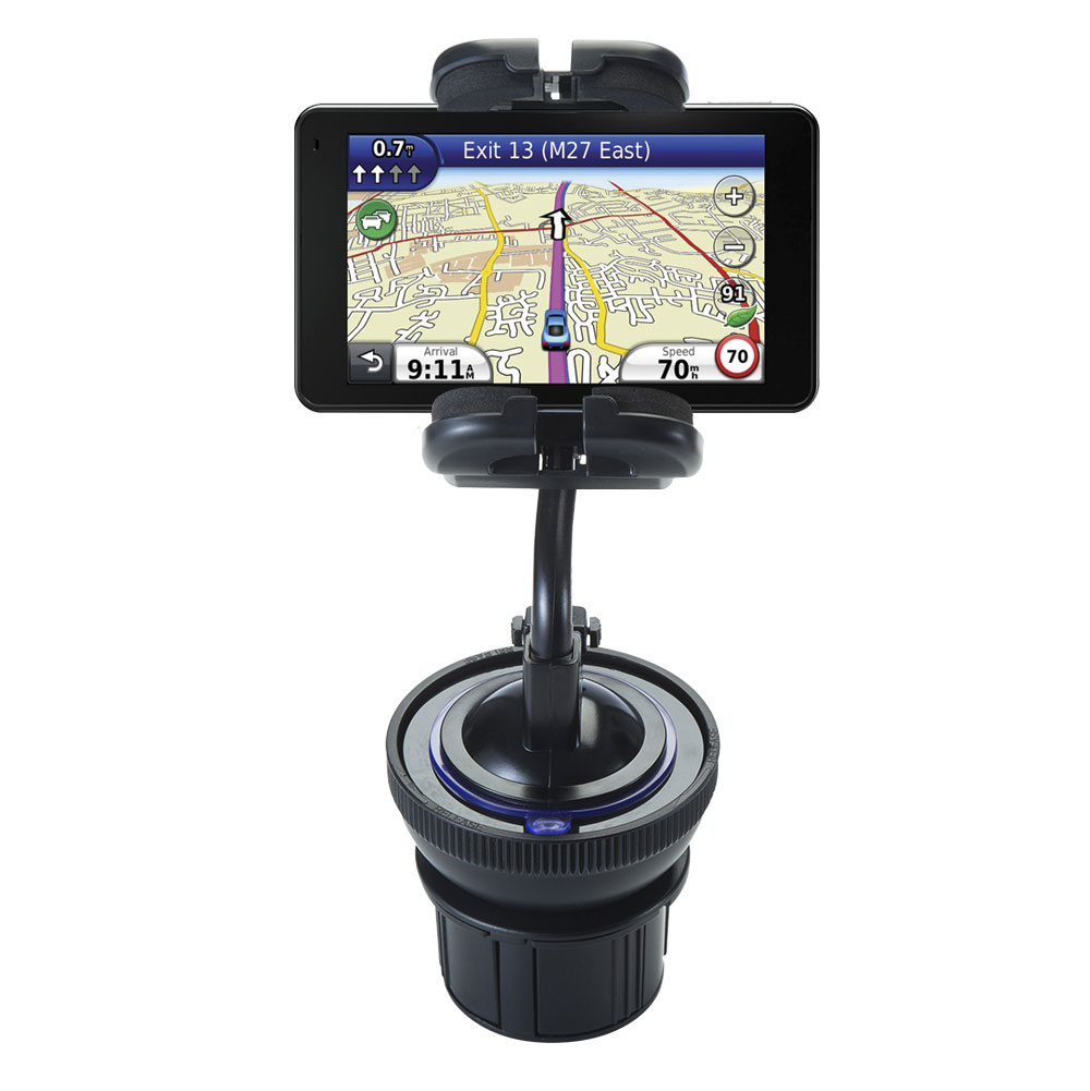 Cup Holder compatible with the Garmin Nuvi 3760T