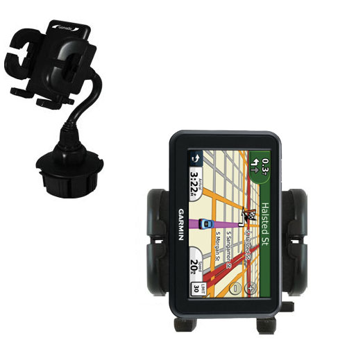Cup Holder compatible with the Garmin Nuvi 40 40LM