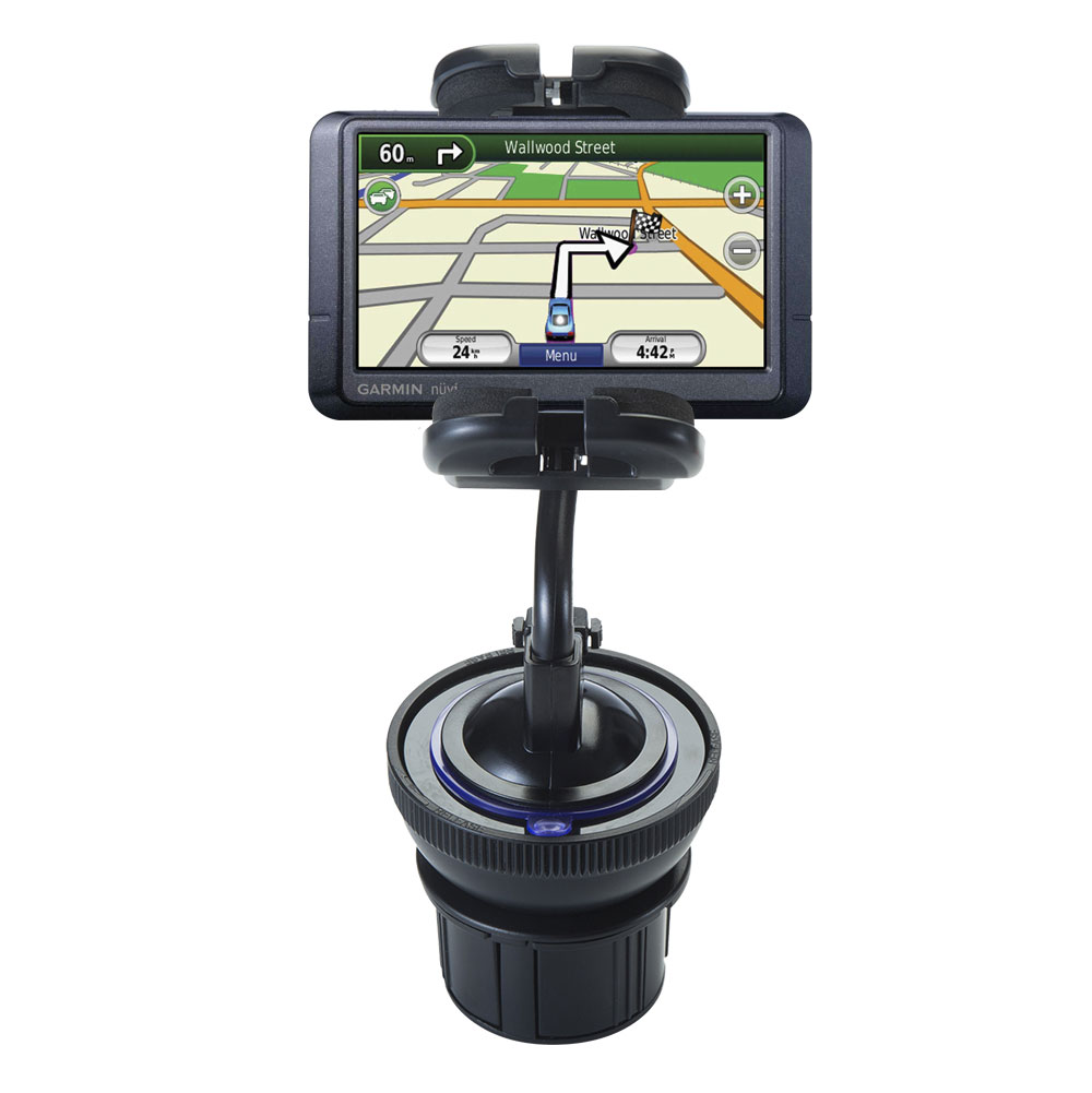 Cup Holder compatible with the Garmin Nuvi 465T 465LMT
