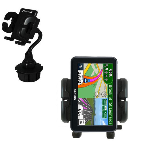 Cup Holder compatible with the Garmin Nuvi 50 50LM