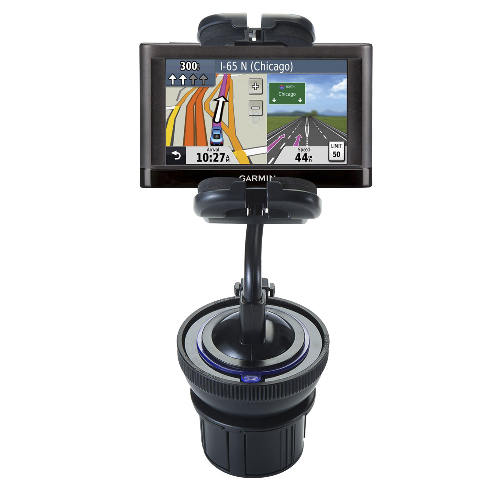Cup Holder compatible with the Garmin nuvi 52 / nuvi 54