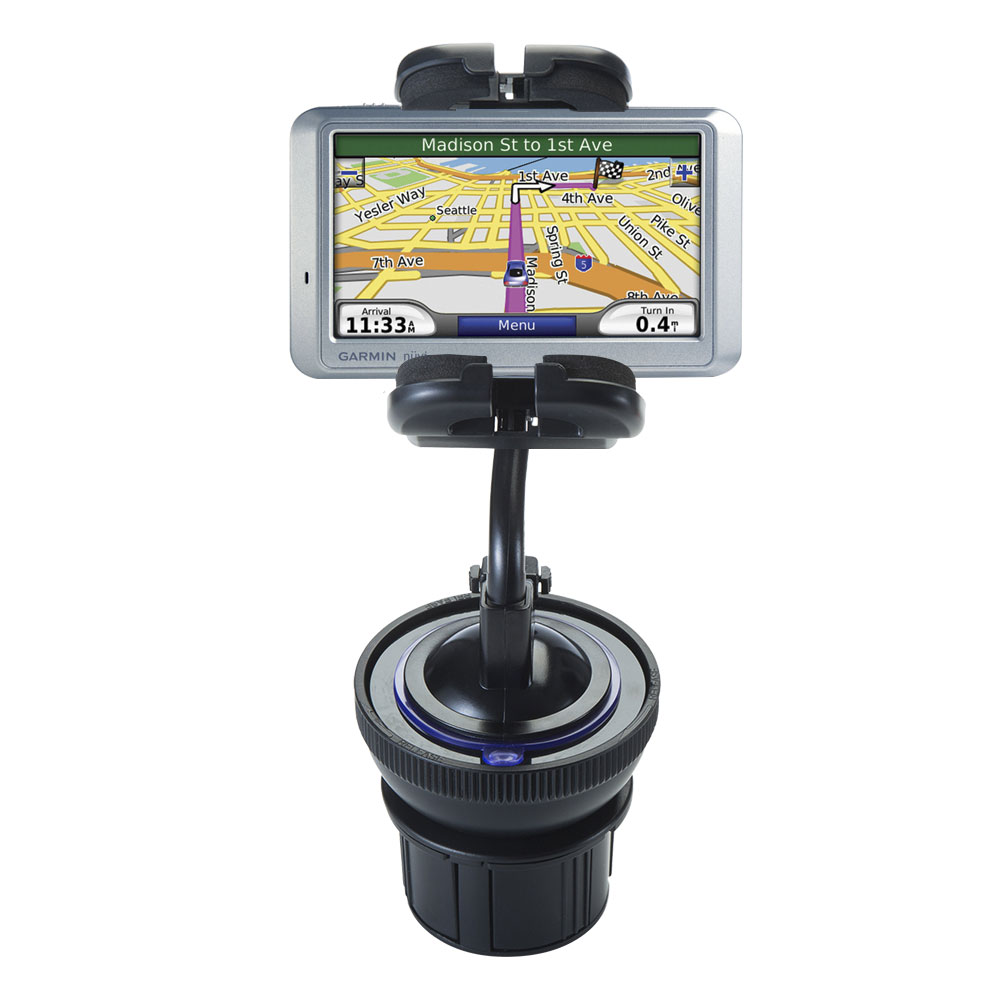 Cup Holder compatible with the Garmin Nuvi 710