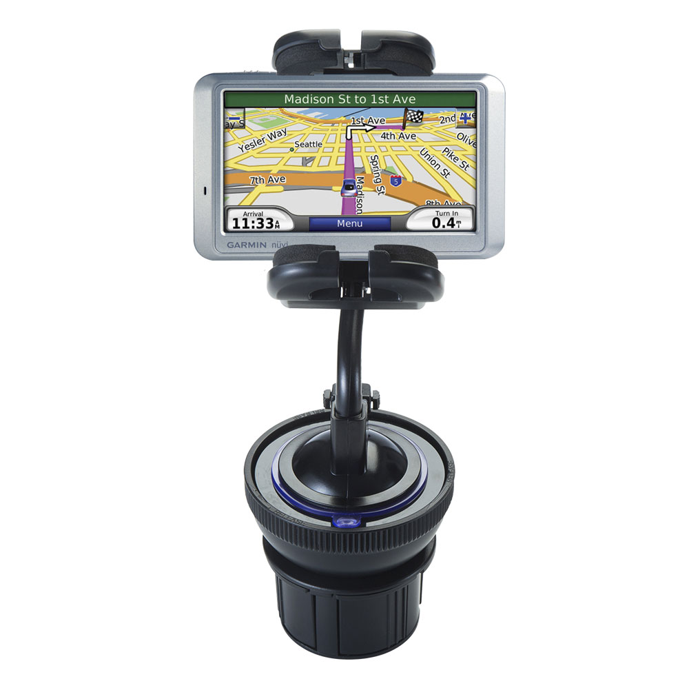 Cup Holder compatible with the Garmin Nuvi 750