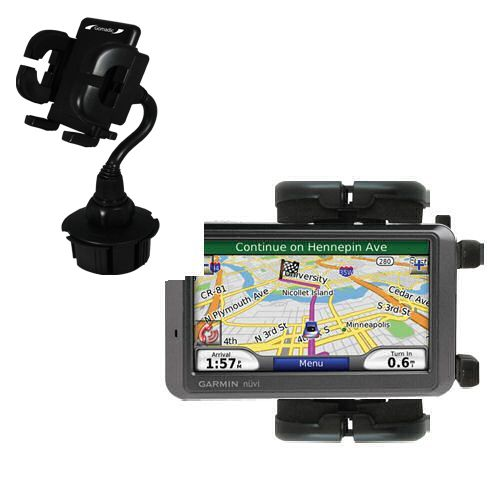 Cup Holder compatible with the Garmin Nuvi 760 760T
