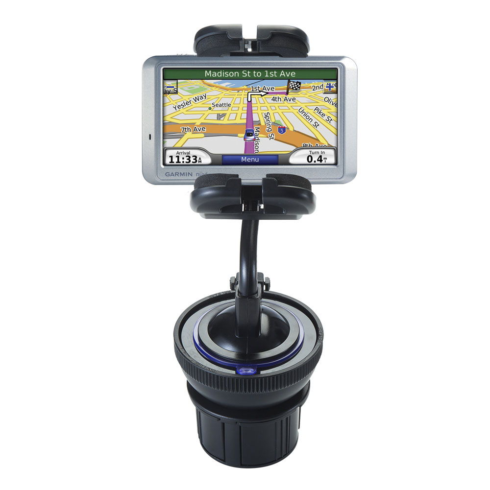 Cup Holder compatible with the Garmin Nuvi 765T