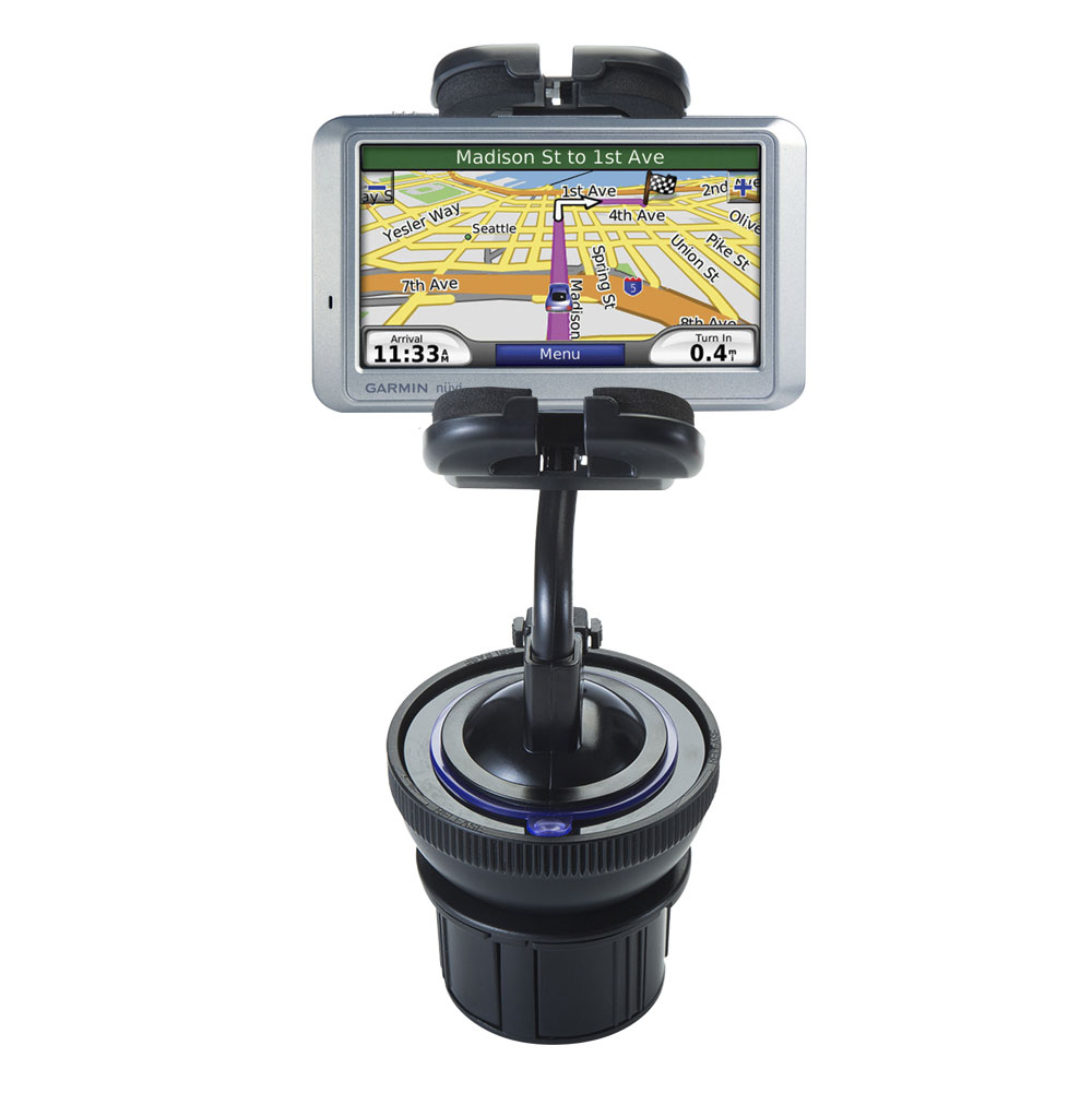 Cup Holder compatible with the Garmin Nuvi 765TFM