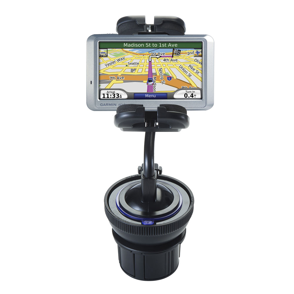 Cup Holder compatible with the Garmin Nuvi 770