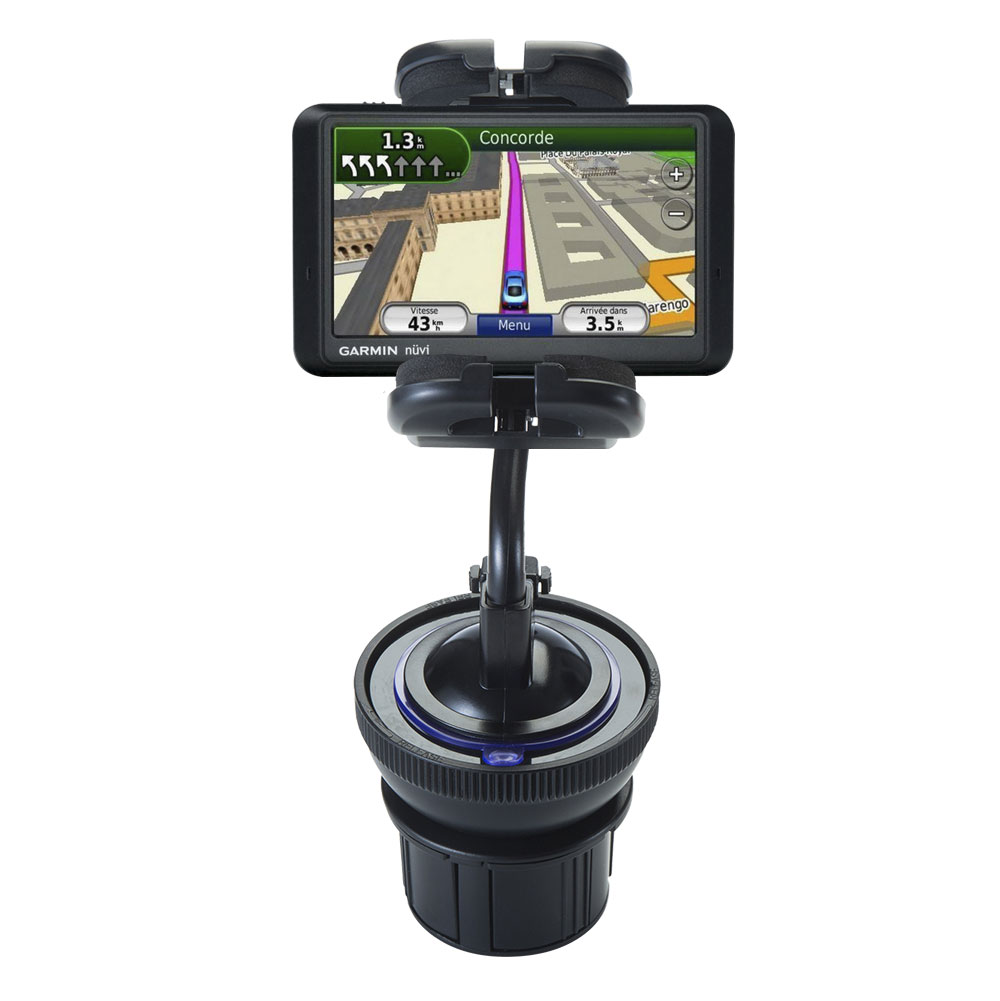 Cup Holder compatible with the Garmin Nuvi 775TFM