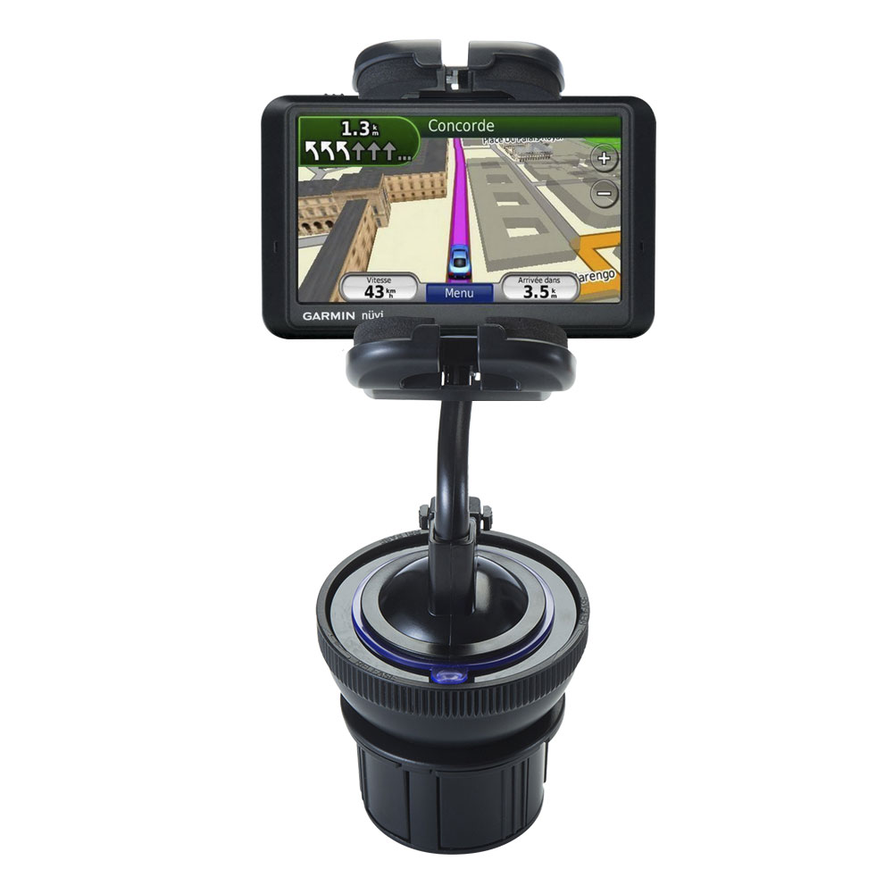Cup Holder compatible with the Garmin Nuvi 785T