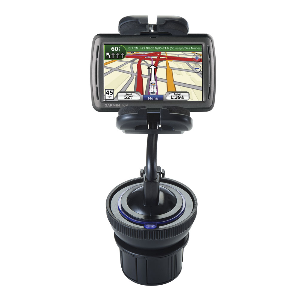 Cup Holder compatible with the Garmin Nuvi 860
