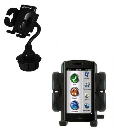 Cup Holder compatible with the Garmin Nuvifone G60