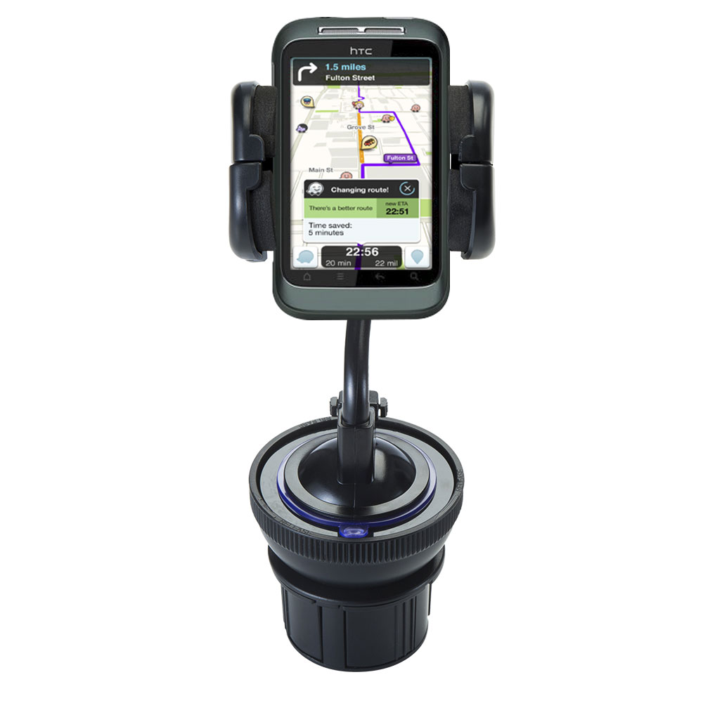 Cup Holder compatible with the HTC Bliss