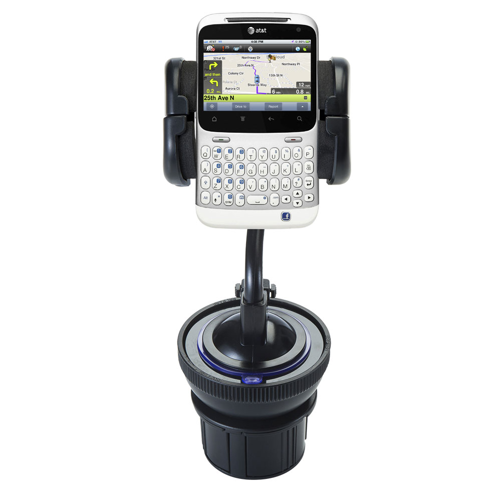 Cup Holder compatible with the HTC ChaCha