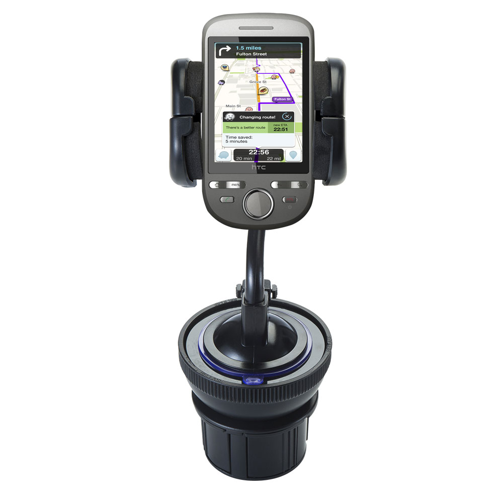 Cup Holder compatible with the HTC Click
