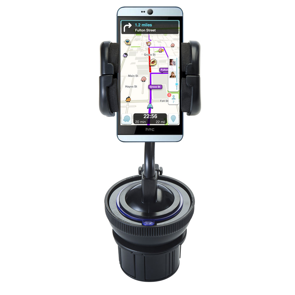 Cup Holder compatible with the HTC Desire 826