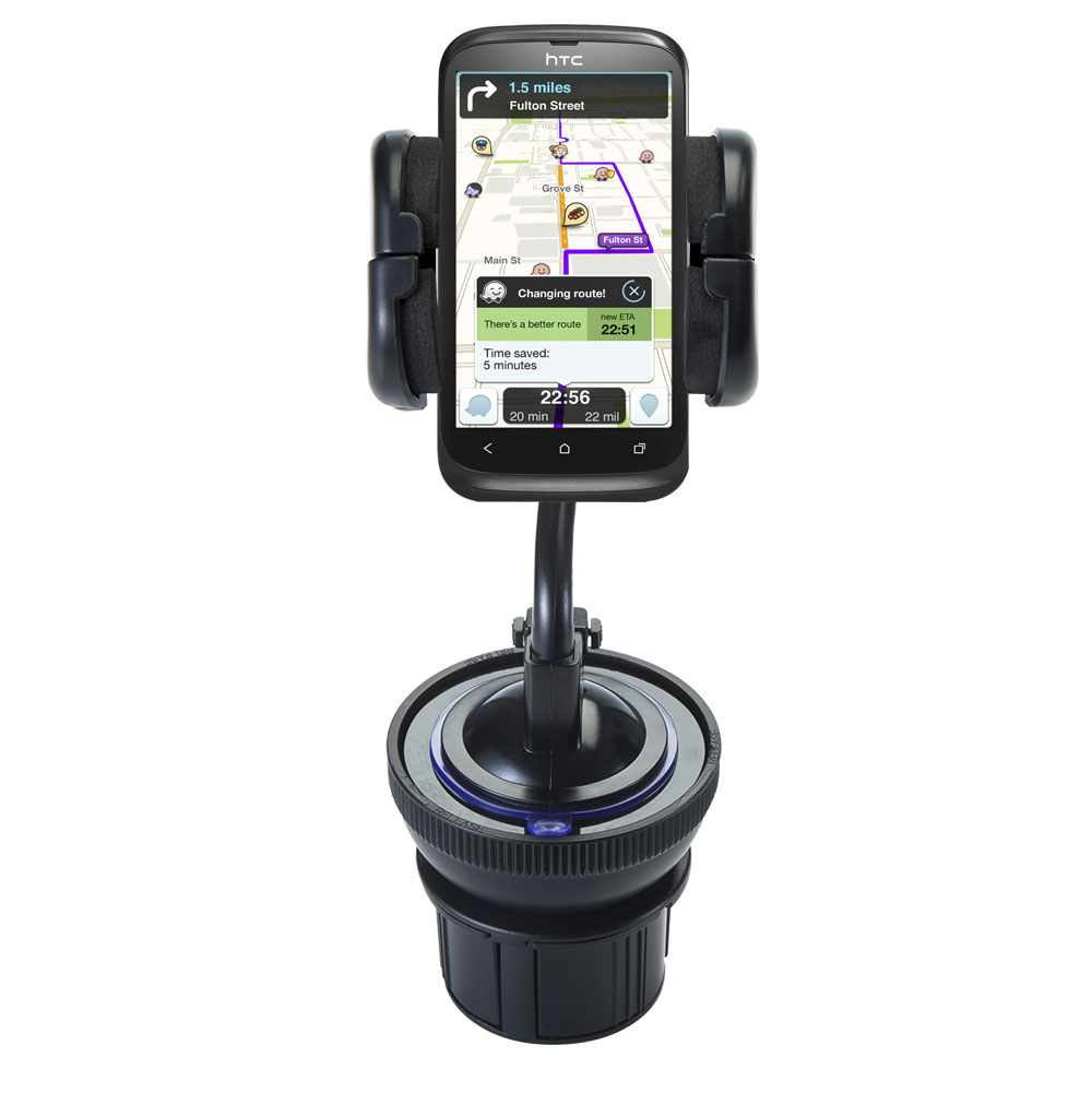 Cup Holder compatible with the HTC Desire V