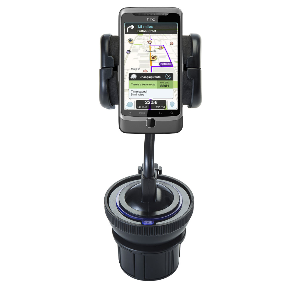 Cup Holder compatible with the HTC Desire Z
