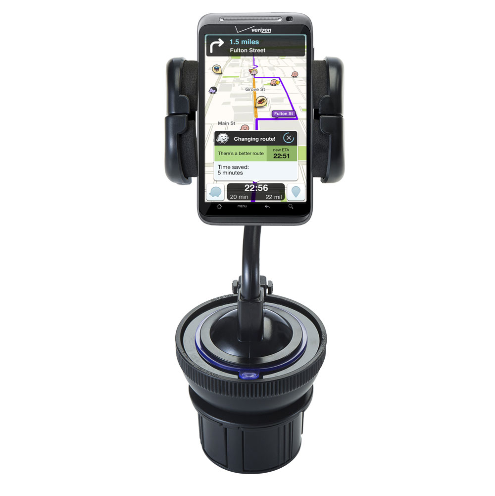 Cup Holder compatible with the HTC Droid Thunderbolt
