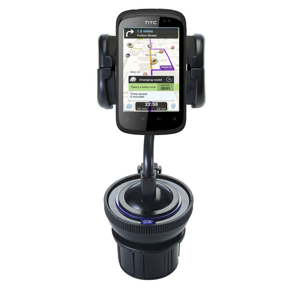 Cup Holder compatible with the HTC Explorer