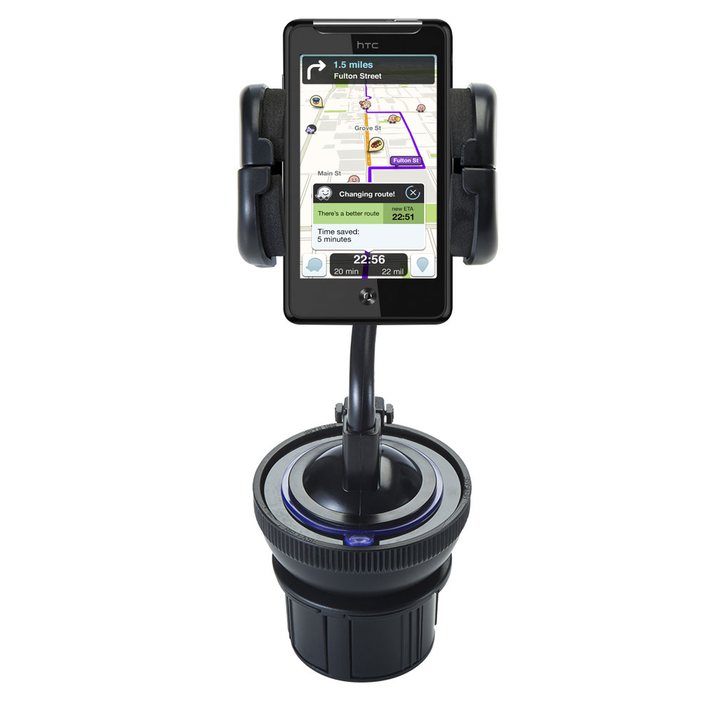 Cup Holder compatible with the HTC Gratia