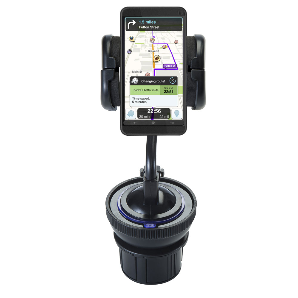 Cup Holder compatible with the HTC HD3
