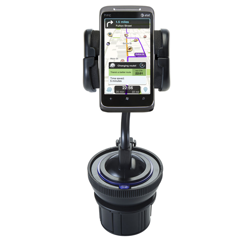 Cup Holder compatible with the HTC HTC 7 Surround