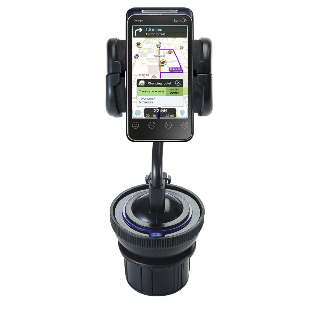 Cup Holder compatible with the HTC Knight