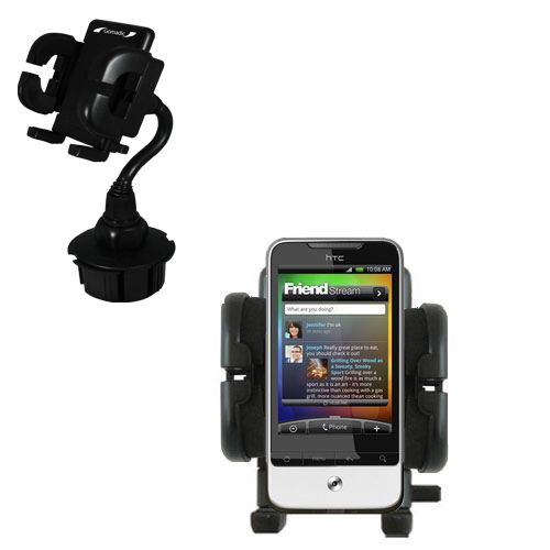 Cup Holder compatible with the HTC Legend