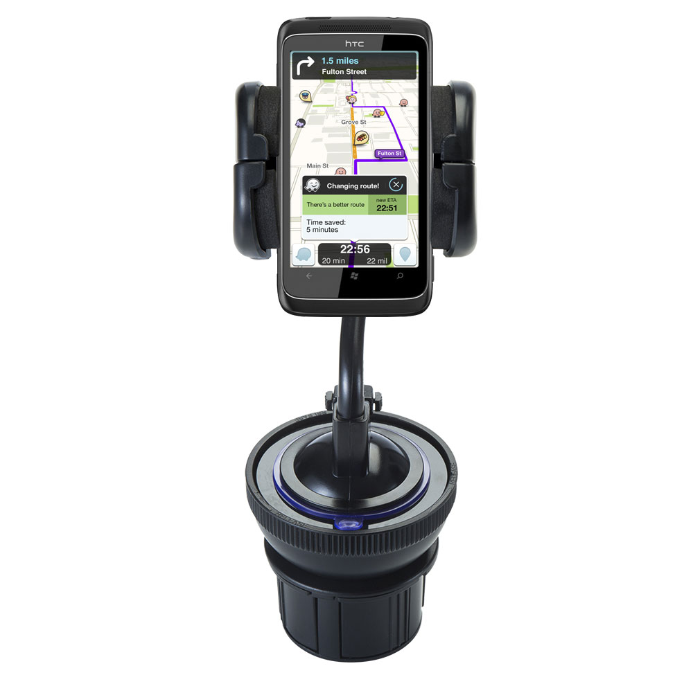 Cup Holder compatible with the HTC Mazaa