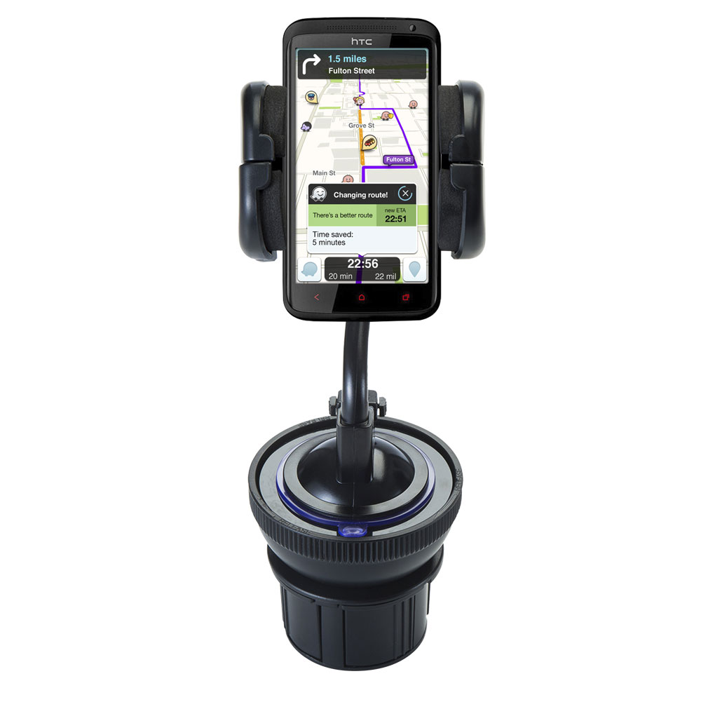 Cup Holder compatible with the HTC One X
