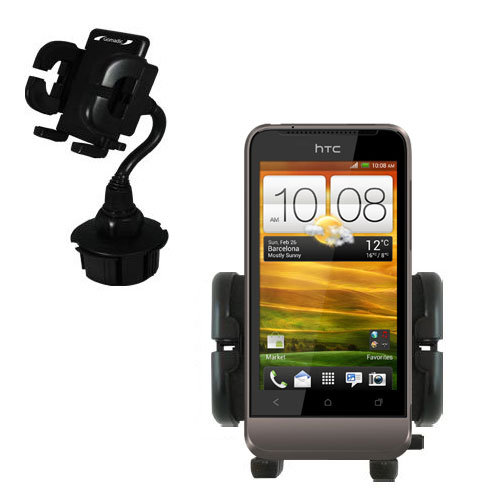 Cup Holder compatible with the HTC Primo / T320e