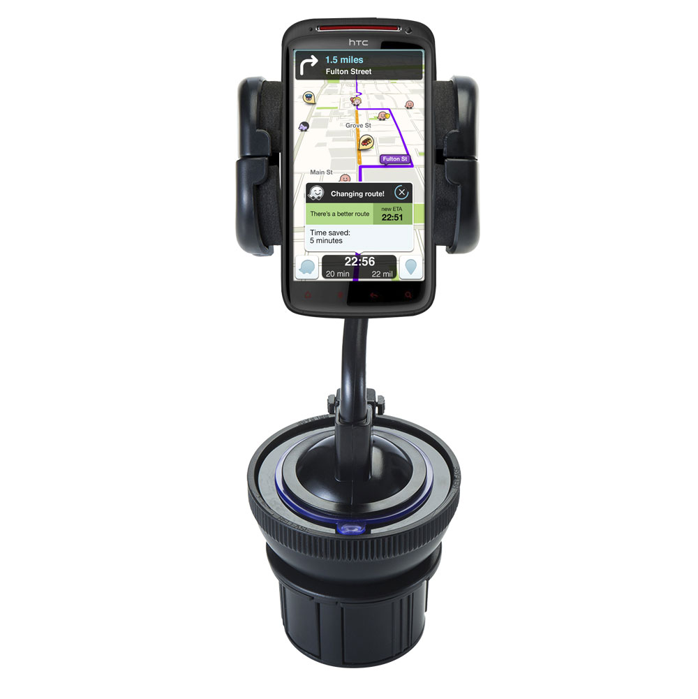 Cup Holder compatible with the HTC Sensation XE