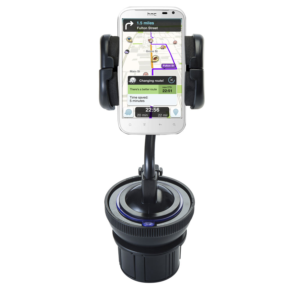 Cup Holder compatible with the HTC Sensation XL