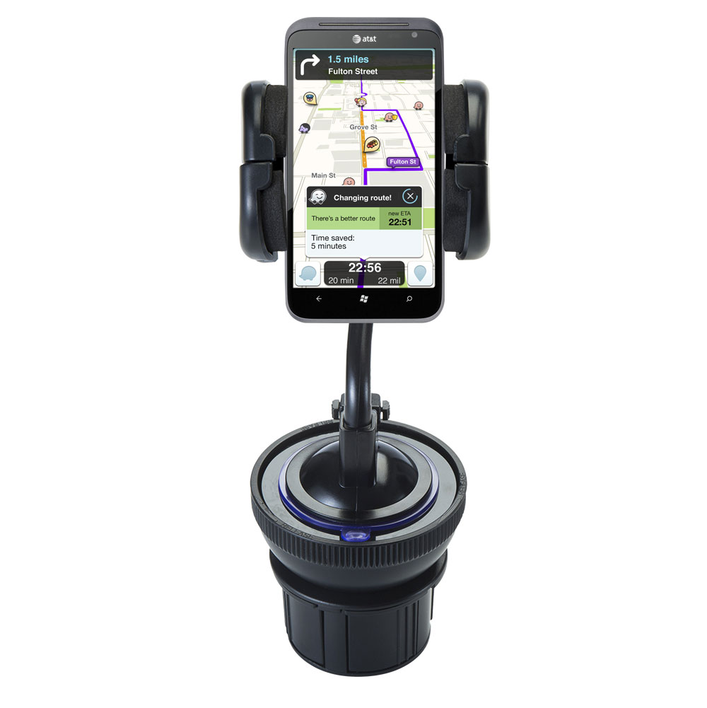 Cup Holder compatible with the HTC Titan II