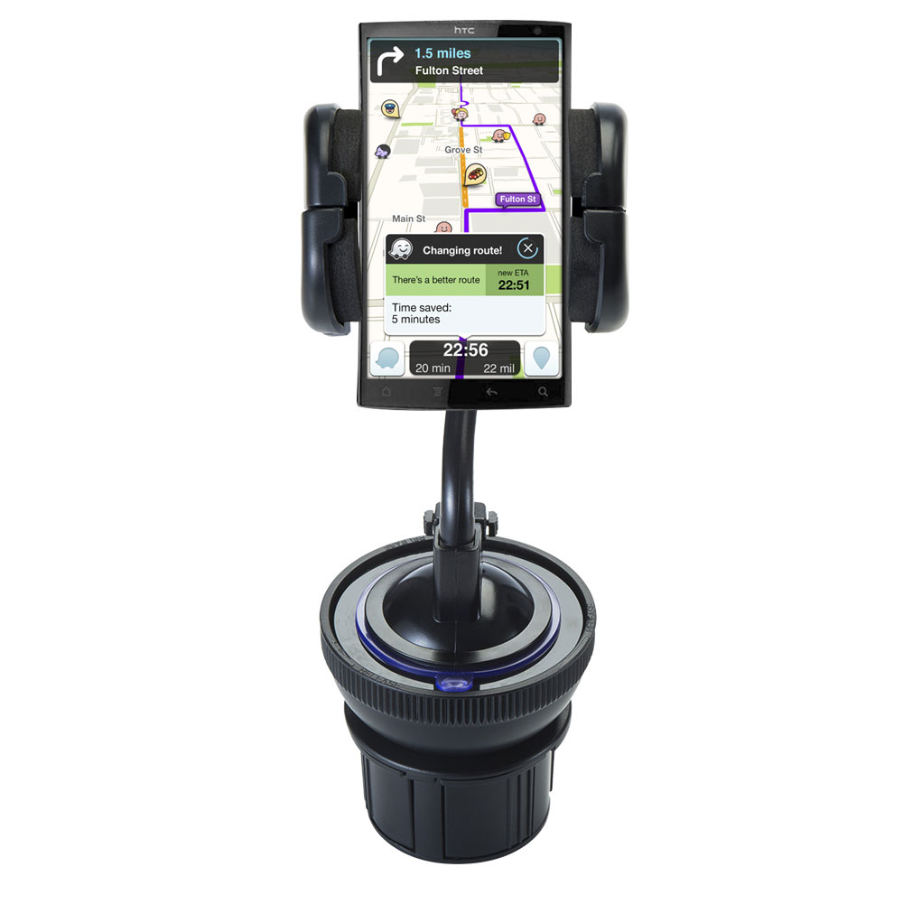 Cup Holder compatible with the HTC Zeta
